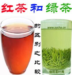红茶和绿茶的区别与哪个好探讨